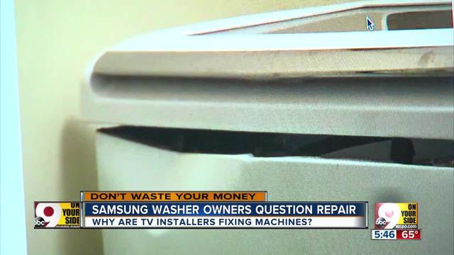 washing machine repair cincinnati oh