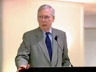 McConnell: 'America is not going to default'