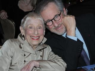 Leah Adler, Steven Spielberg's mom, has died
