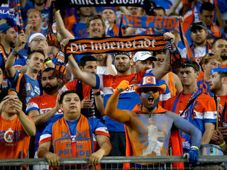 How are FC Cincy fans handling coaching change?