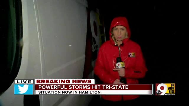 Powerful storms hit Tri-State