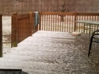Severe storms pass through Greater Cincinnati