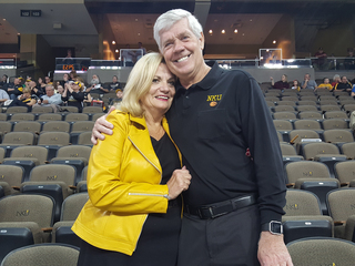 These parents go to 70+ basketball games a year