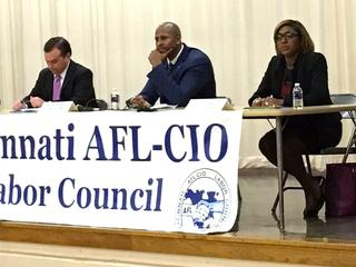 Transit takes center stage at mayoral debate