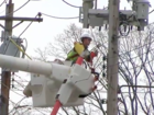 Stormy night causes thousands of power outages
