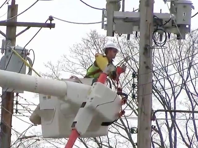 Storms Bring Thousands Of Power Outages To Greater