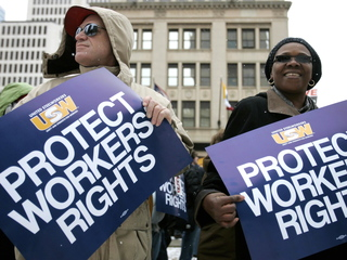 Is 'right to work' right or wrong?