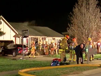 Fire displaces Ft. Mitchell family from home