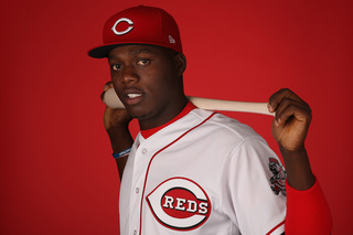 Fay: This Reds fielder has superstar potential