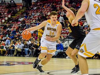 NKU beats Milwaukee 59-53, heads to NCAA tourney