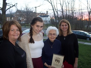 COLUMN: One family, 4 generations of Mercy grads