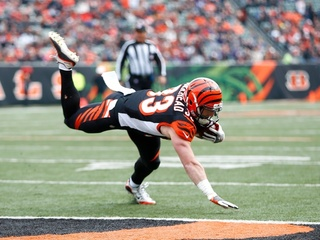 Bengals' Rex Burkhead signs with New England