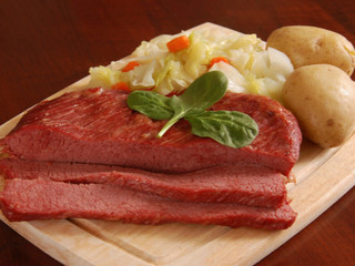 St. Pat's Day dilemma: Corned beef or fish fry?
