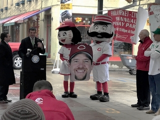 Findlay Market Opening Day Parade grand marshals
