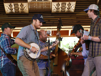 Celebrate St. Paddy's with bluegrass in Newport