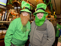 PHOTOS: Covington revels in St Patrick's Day fun