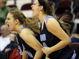 Mount Notre Dame Cougars win state semifinal