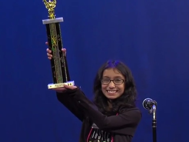 Kenosha teen competing in Scripps National Spelling Bee