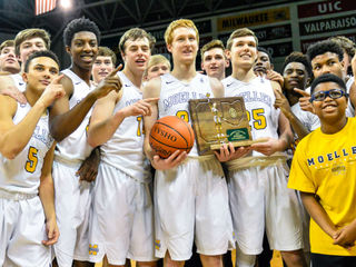 Moeller prepares for biggest challenge yet