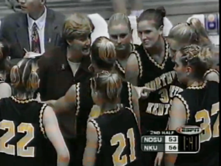 Sports Vault: In 2000, NKU women won it all