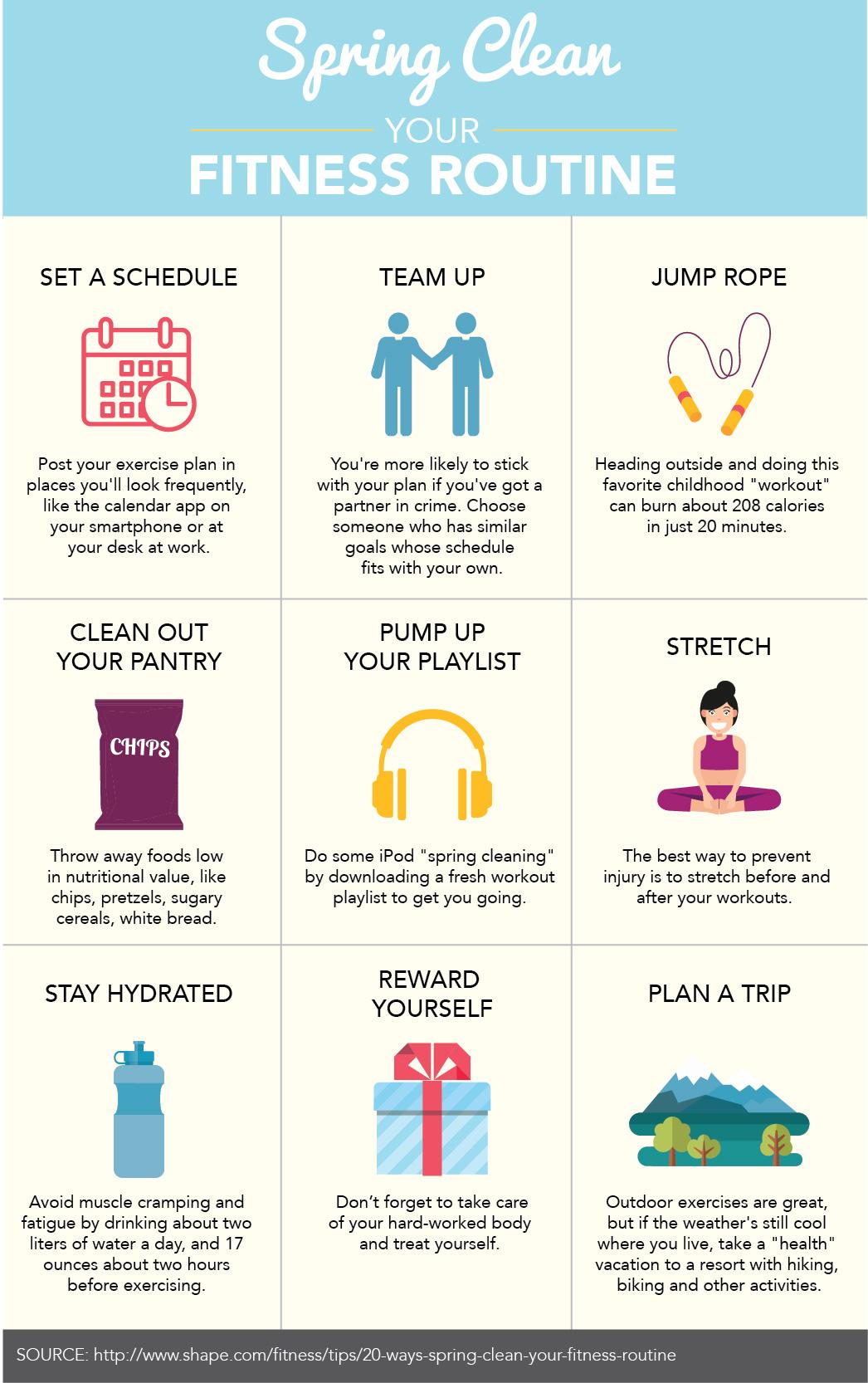 5 training tips for spring sports brand spotlight story