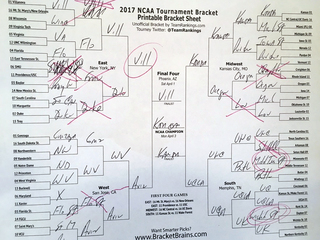Popo: The humility of March, broken bracketology