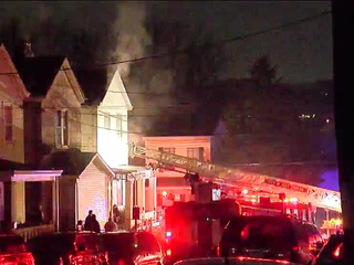 Fire forces family of 5 out of Dayton, Ky. home