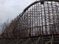 Kings Island's newest coaster makes 1st test run