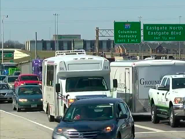 Slow ride: Tri-State's 9 worst traffic backups