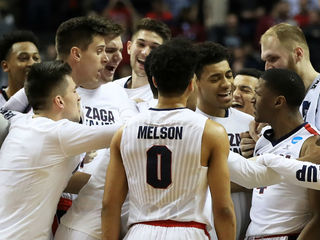 Something's familiar about the Zags