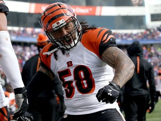 Bengals release linebacker Rey Maualuga