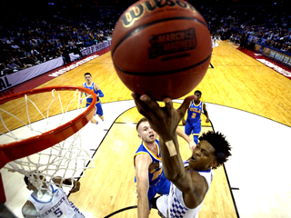 Wildcats roll over UCLA and into Elite Eight