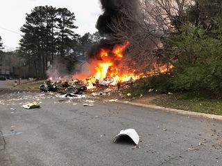 Pilot flying from Lunken killed in Georgia crash
