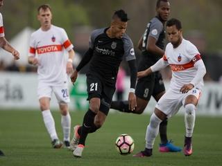 FC Cincinnati loses 2-1 to Charleston Battery