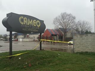 Nightclub owner calls shooting 'senseless'