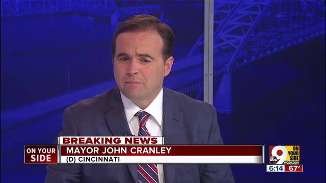 Mayor John Cranley- -We need witnesses to come forward-