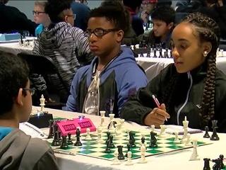 Paul Brown Stadium home to ... chess?