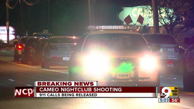911 calls released from Cameo nightclub shooting