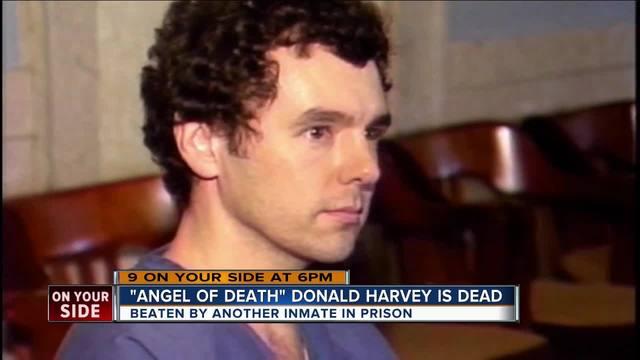donald harvey who killed hospital