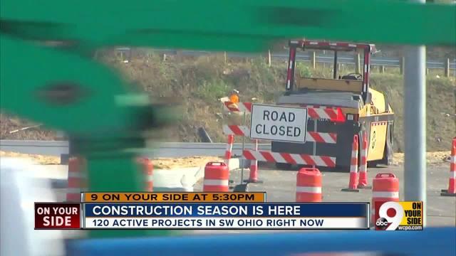 ODOT investing $2.3 billion in bridges and roads for construction season