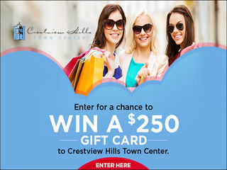 Enter for a chance to WIn A $250 Gift Card