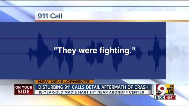 Disturbing 911 calls detail aftermath of crash that killed