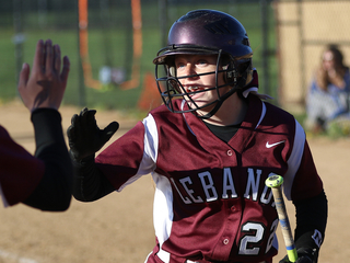 Lebanon softball conquers Lakota East 10-4