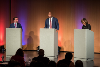 Mayoral debate: Here's what the candidates said