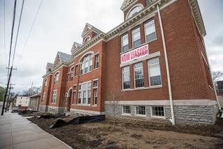 Walnut Hills apartments go old school, literally