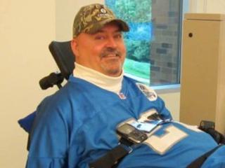 Quadriplegic's story needs new set of wheels