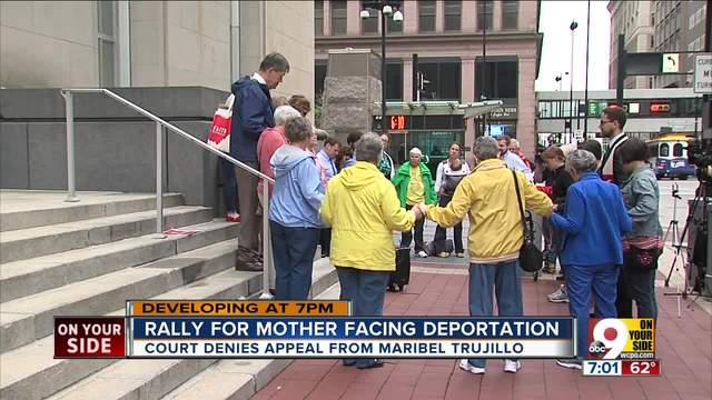 Fairfield mother will be deported