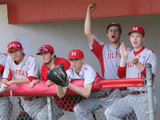 Milford Eagles defeat Oak Hills 14-2
