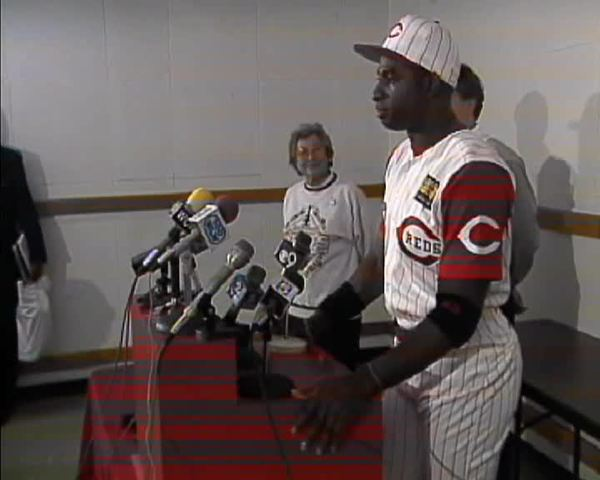 Sports Vault 1994 Deion Sanders press conference