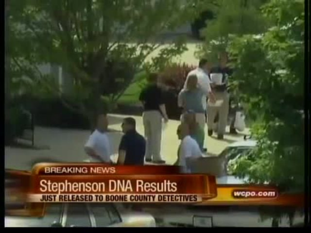 DNA evidence discovered in Boone County cold case  Stephenson murder